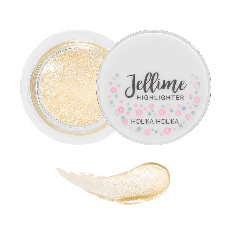 Afbeelding van Holika Holika Jellime Highlighter 02 Feel So Champagne 8g.