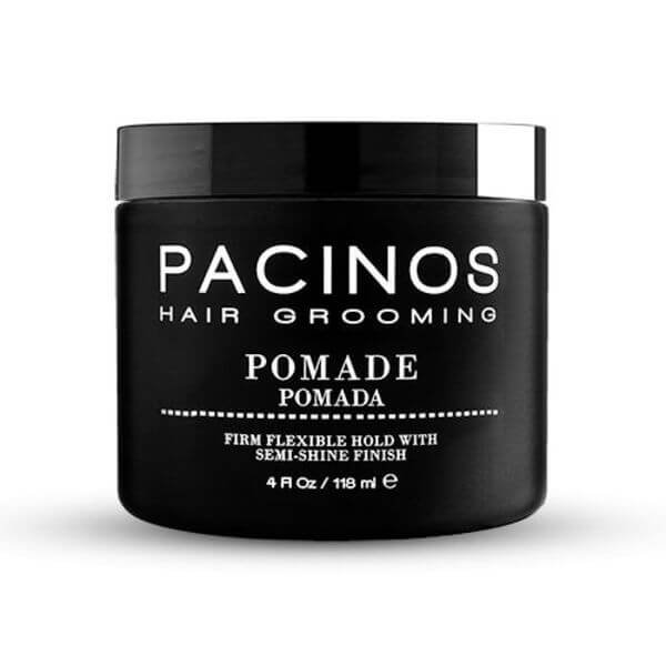 Afbeelding van Pacinos Pomade - Firm Flexible Hold With Semi Shine Finish118ml.