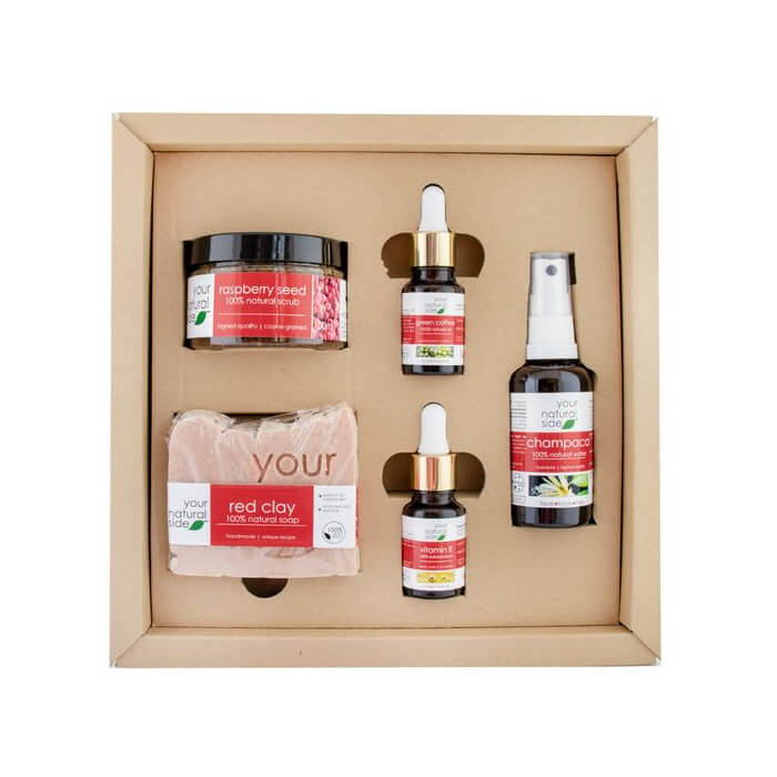 Afbeelding van Your Natural Side Regeneration & Firming set