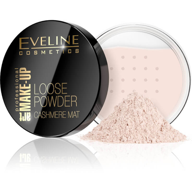 Afbeelding van Eveline Cosmetics Art Professional Make-up Loose Powder 02 Beige