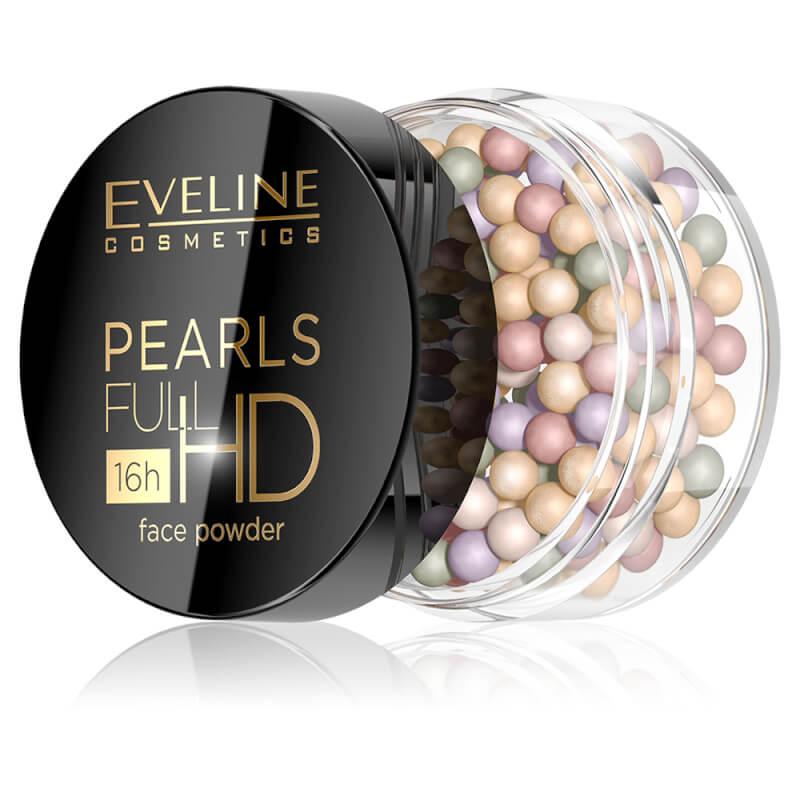 Afbeelding van Eveline Cosmetics Pearls Full Hd Colour Correcting Powder CC