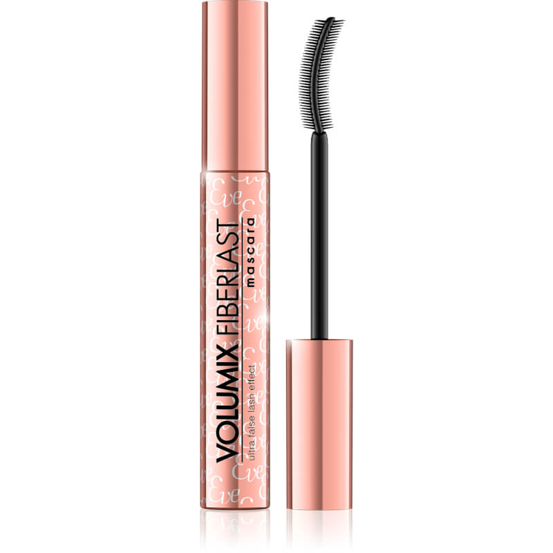 Afbeelding van Eveline Cosmetics Volumix Fiberlast Ultra False Lash Effect Mascara (Bronze)