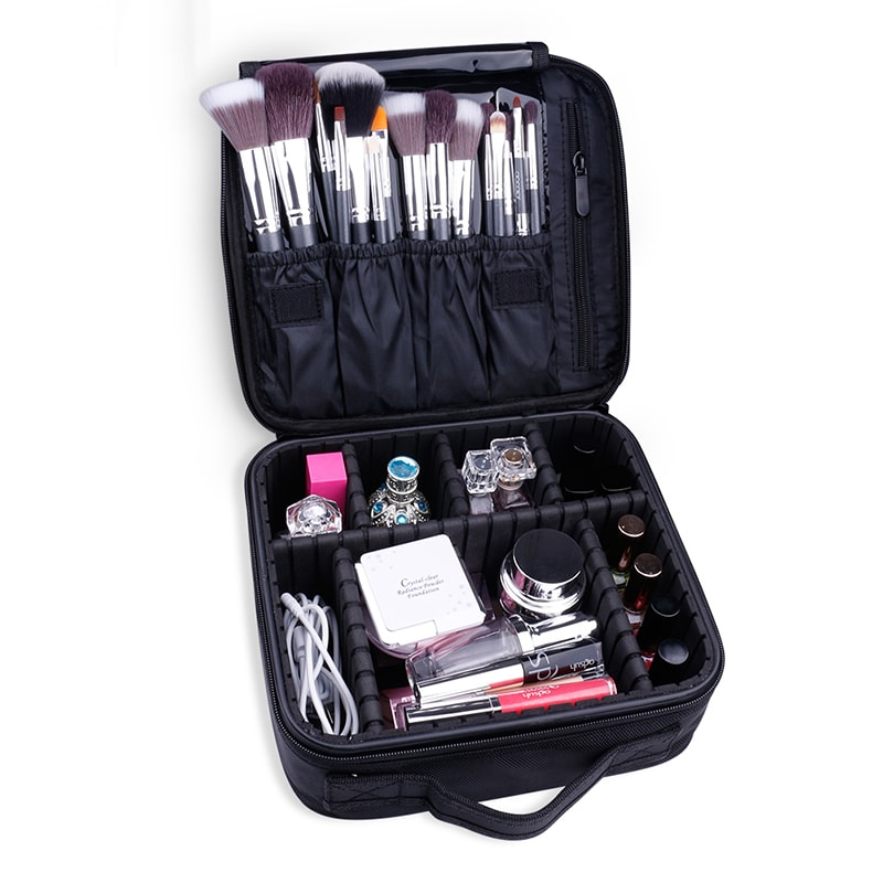 Afbeelding van Dermarolling Waterproof Make-up Tool Bag P03
