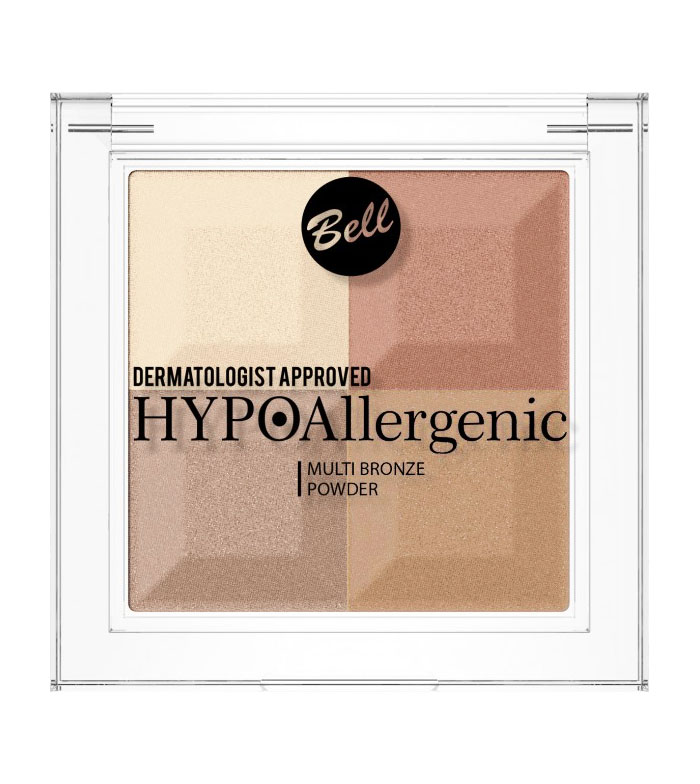 Afbeelding van Hypoallergenic – Hypoallergene Multi Bronzer Powder #1*
