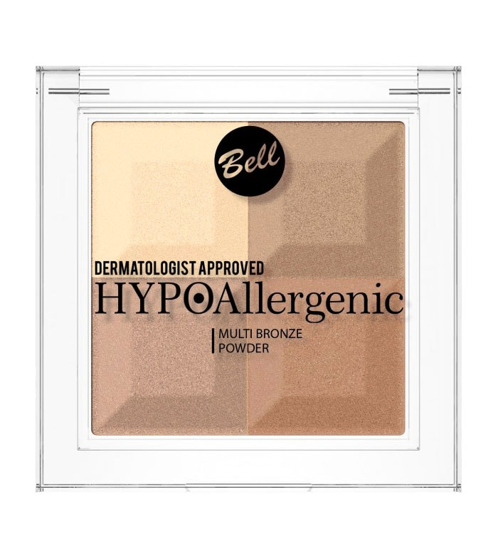 Afbeelding van Hypoallergenic – Hypoallergene Multi Bronzer Powder #3