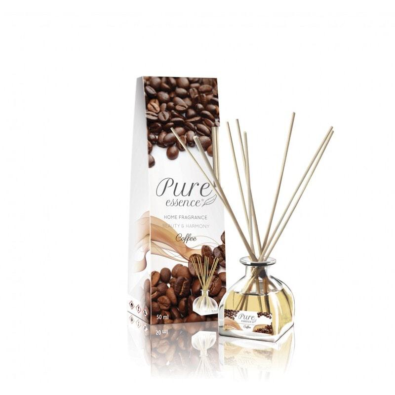 Afbeelding van REVERS® Pure Essence Fragrance Diffuser Coffee 50ml.