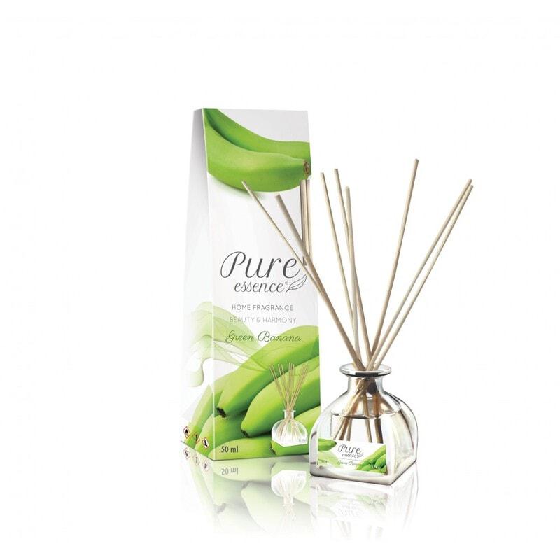 Afbeelding van REVERS® Pure Essence Fragrance Diffuser Green Banana 50ml.