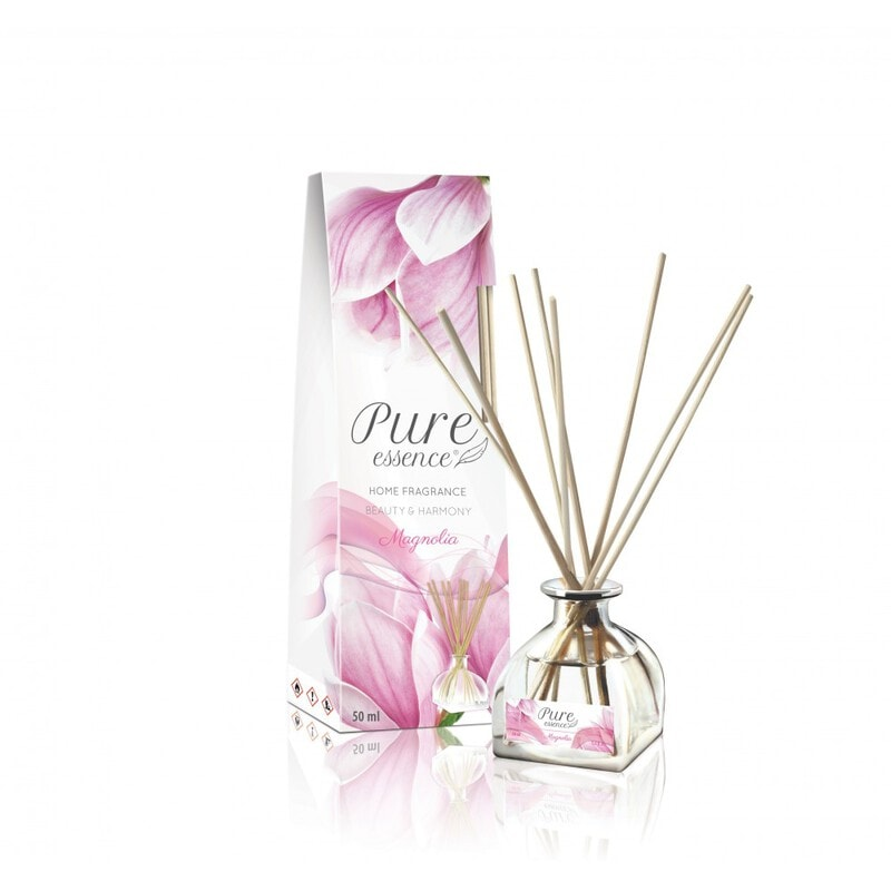 Afbeelding van REVERS® Pure Essence Fragrance Diffuser Magnolia 50ml.
