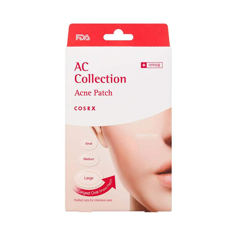 Afbeelding van AC Collection Acne Patch 26ea (8x Large 9x Medium 9x Small)