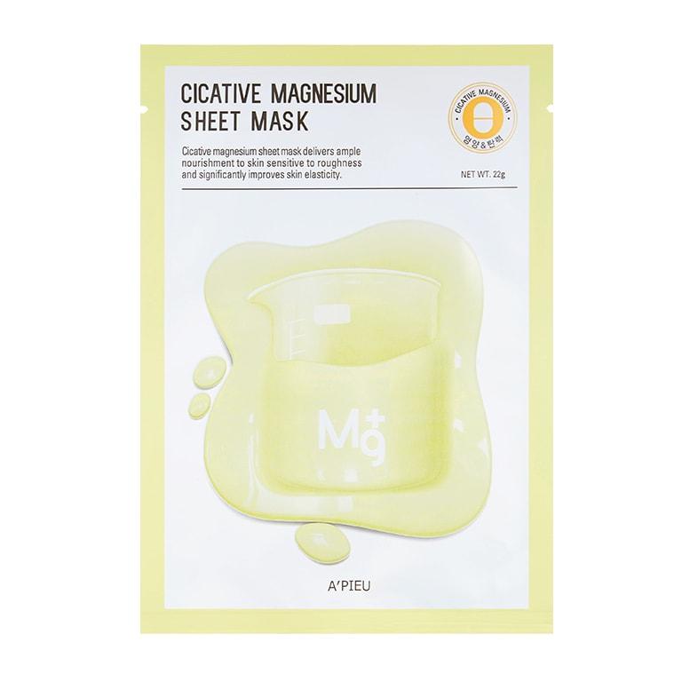 Afbeelding van A'PIEU Cicative Magnesium Sheet Mask 22g.