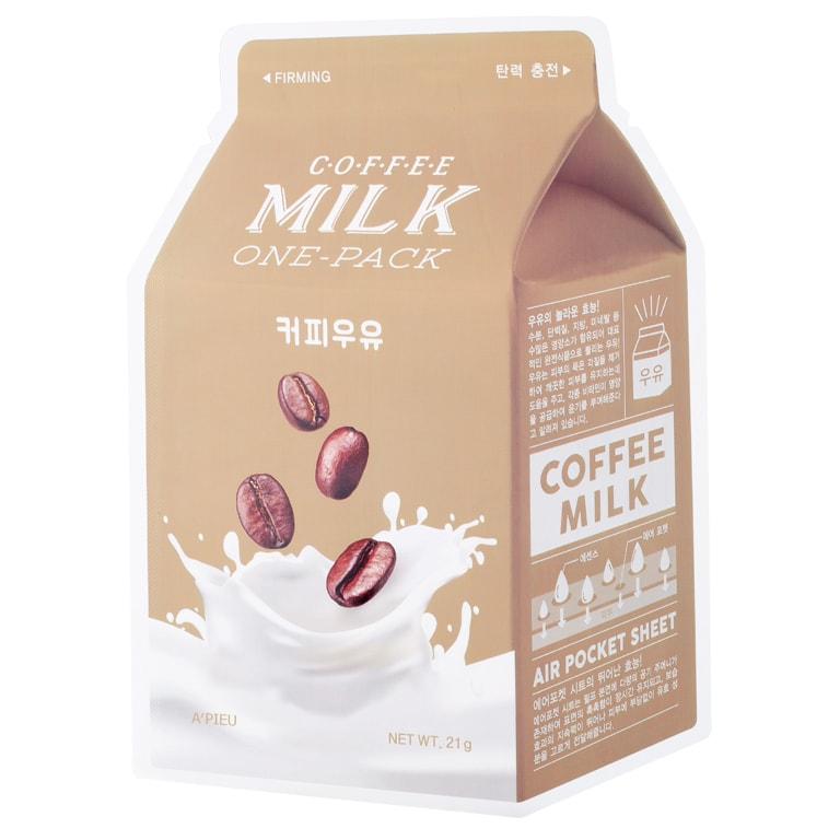 Afbeelding van A'PIEU Coffee Milk One-Pack 21g.