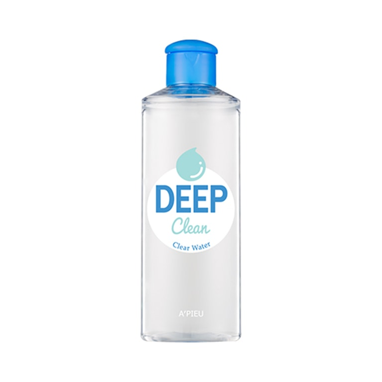 Afbeelding van A'PIEU Deep Clean Clear Water 165ml.