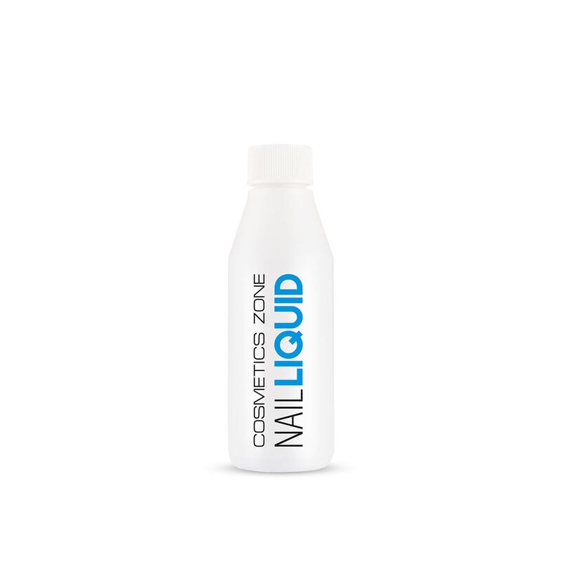Afbeelding van Cosmetics Zone Nail Liquid Vloeistof 100ml.