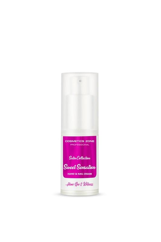 Afbeelding van Cosmetics Zone Sweet Sensation Hand En Nagelcreme 15ml.