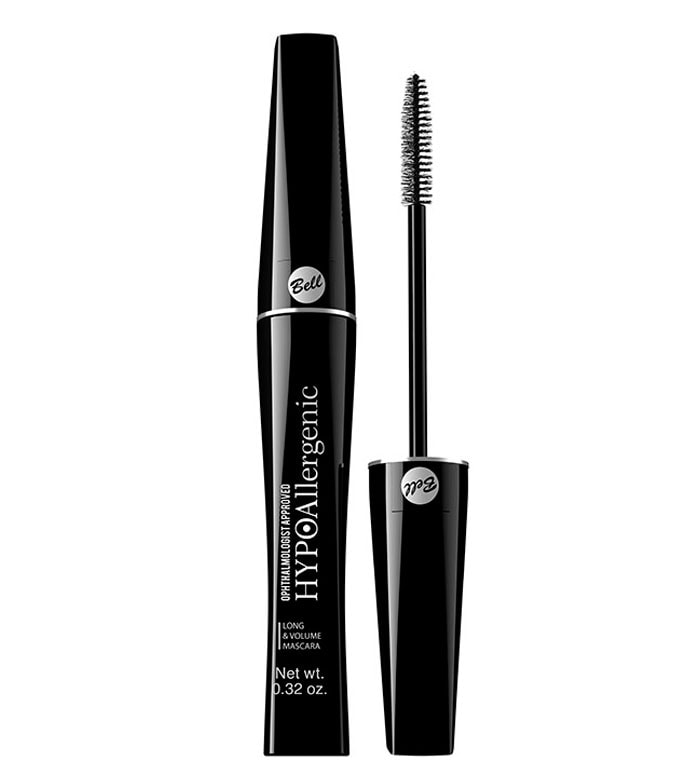Afbeelding van Hypoallergenic - Hypoallergene Long And Volume Mascara 20 Brown