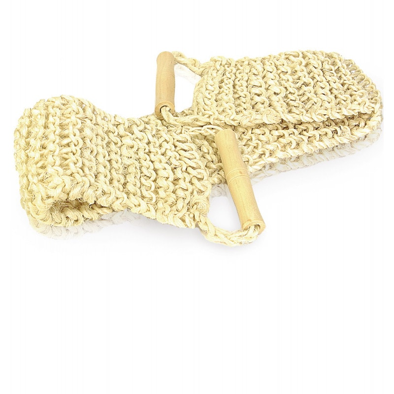 Afbeelding van Donegal Wash And Massage Belt - Sisal - 9449