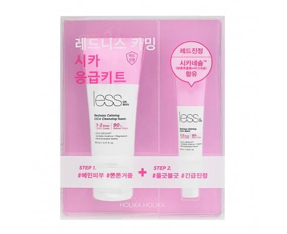 Afbeelding van Holika Holika Less On Skin Redness Calming CICA Emergency Kit
