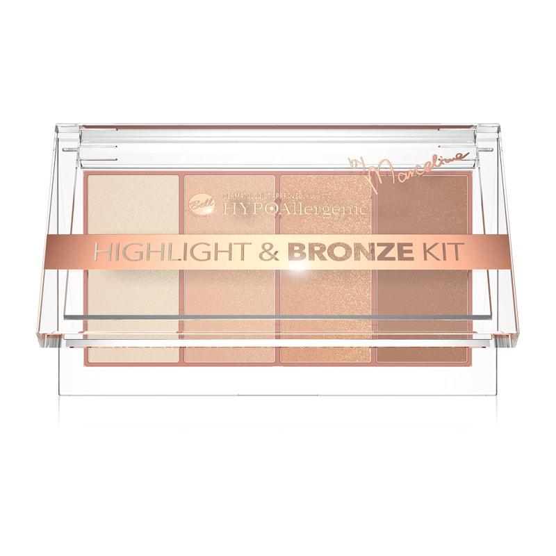 Afbeelding van Hypoallergenic – Hypoallergene Highlight And Bronze Kit #01