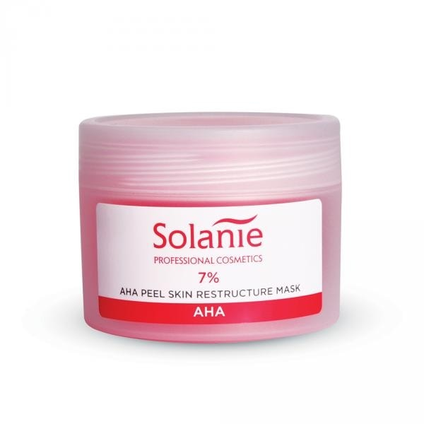 Afbeelding van Solanie 7% Aha Peel Skin Restructure Mask 100ml.