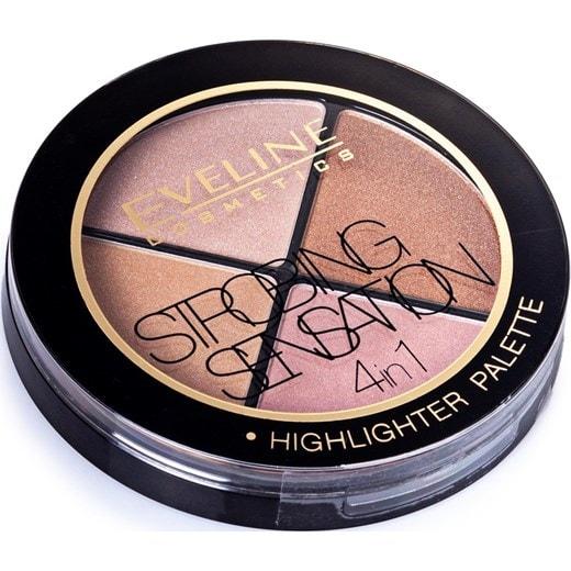 Afbeelding van Eveline CosmeticsContour Strobing Sensation 4 in 1 - 12g.