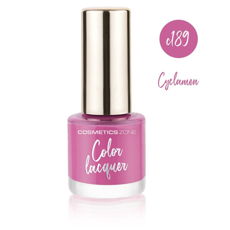 Afbeelding van Cosmetics Zone Classic Nail Gel 7ml. - Cyclamen C189