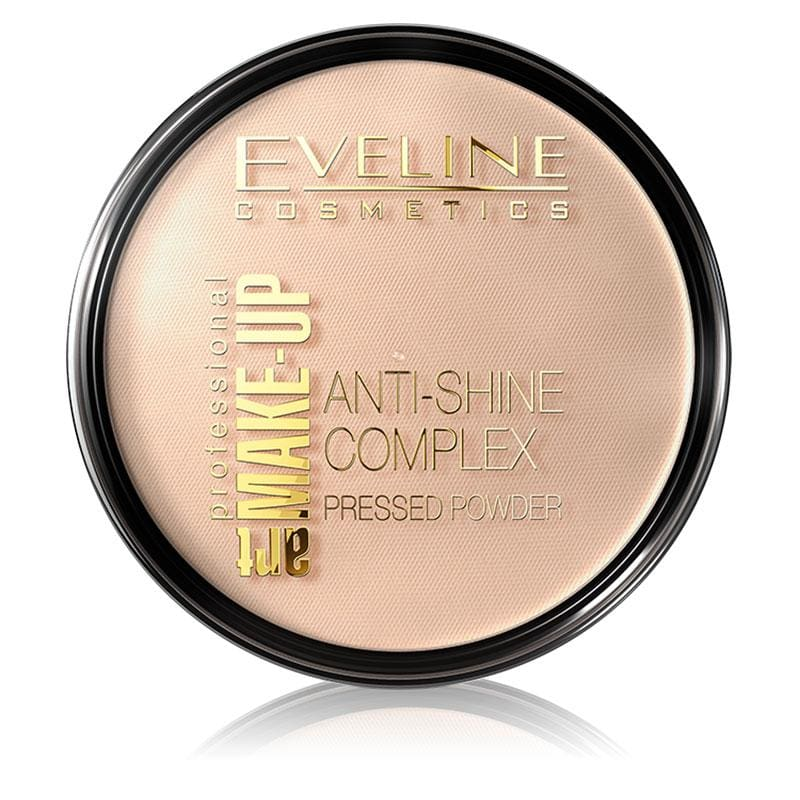 Afbeelding van Eveline Cosmetics Art. Make-up Powder #31 Transparent