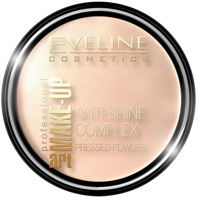 Afbeelding van Eveline Cosmetics Art. Make-up Powder #32 Natural