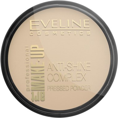 Afbeelding van Eveline Cosmetics Art. Make-up Powder #34 Medium Beige