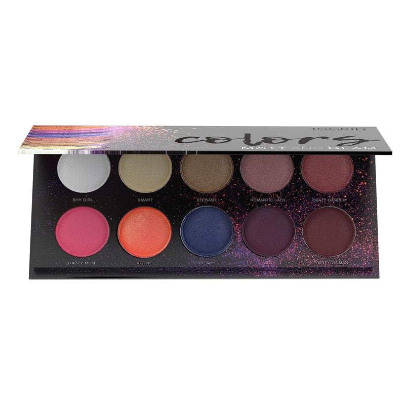 Afbeelding van Ingrid Cosmetics Woman Nature Eyeshadow Palette