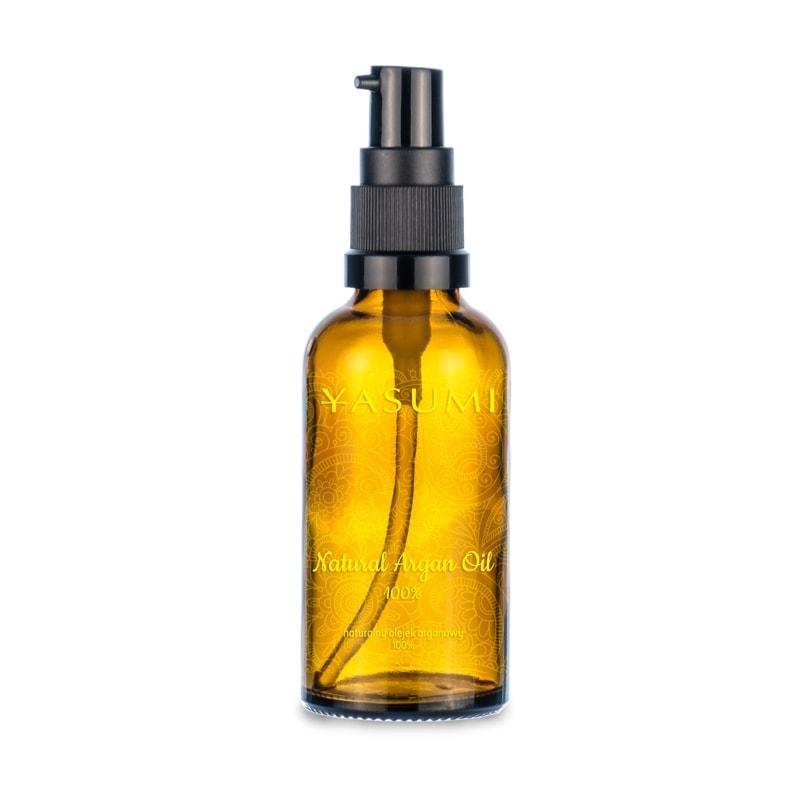 Afbeelding van Yasumi Natural Argan Oil 100% 50ml.