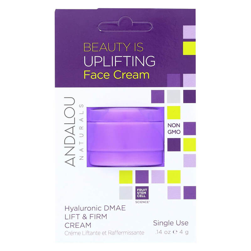Afbeelding van Andalou Naturals Beauty Is Uplifting Face Cream Pod - Age Defying 4g.