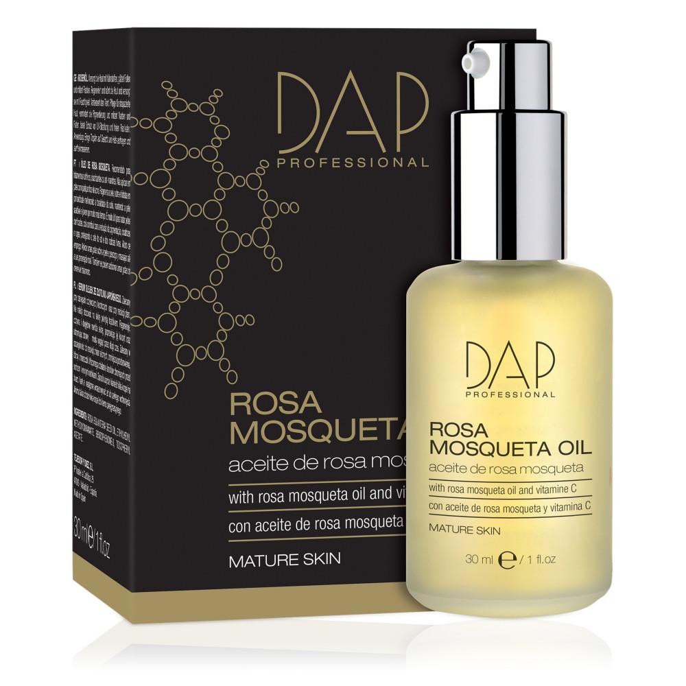 Afbeelding van DAP Professional Rosehip Mosqueta Oil 30ml.