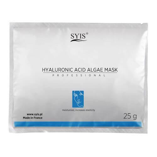 Afbeelding van DermaSyis Hyaluronic Acid Algen Masker