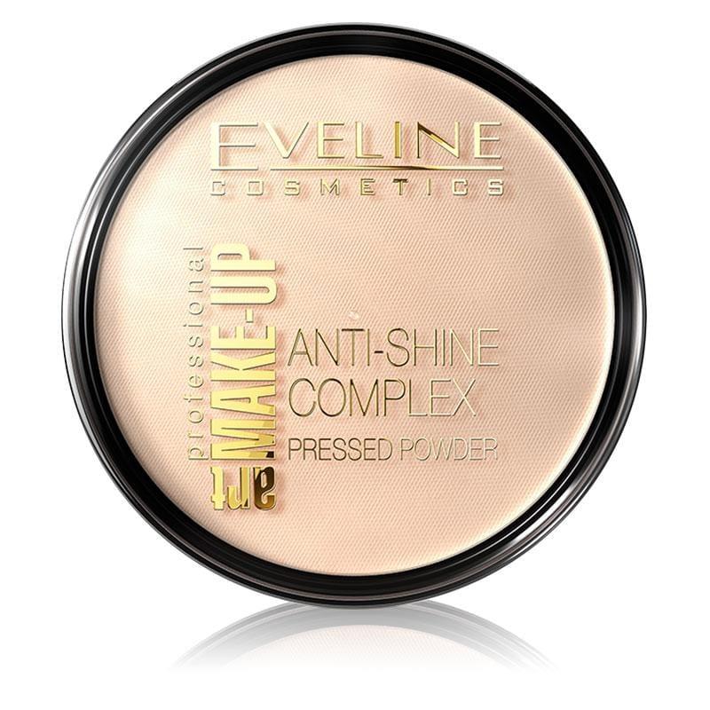 Afbeelding van Eveline Cosmetics Art. Make-up Powder #33 Golden Sand