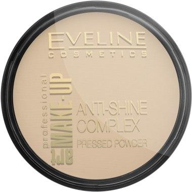 Afbeelding van Eveline Cosmetics Art. Make-up Powder #34 Medium Beige