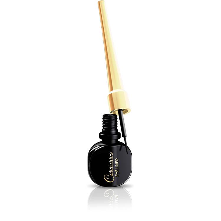 Afbeelding van Eveline Cosmetics Celebrities Eyeliner Black