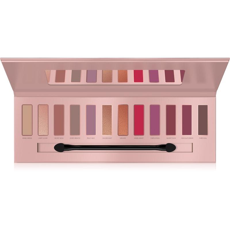 Afbeelding van Eveline Cosmetics Eyeshadow Palette 12 Colors Angel Dream