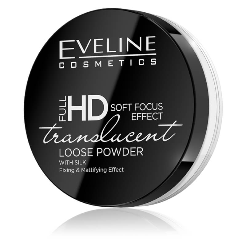 Afbeelding van Eveline Cosmetics Full Hd Loose Powder Transparent