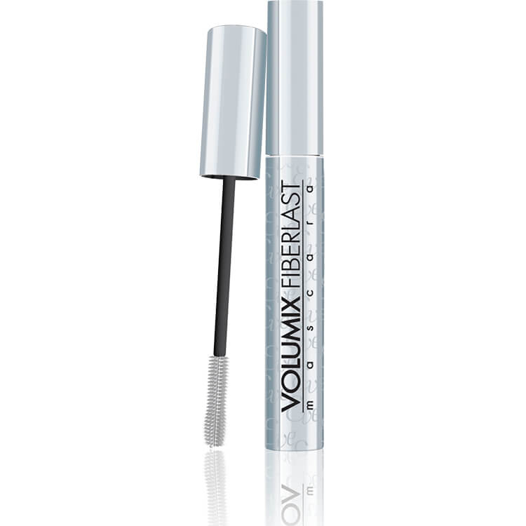 Afbeelding van Eveline Cosmetics Volumix Fiberlast Length & Curl up Mascara (Silver)