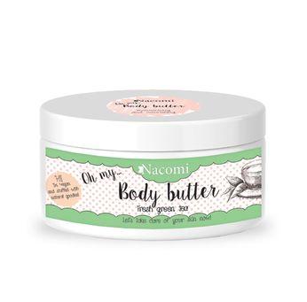 Afbeelding van Nacomi Body Butter - Refreshing Green Tea 100ml.