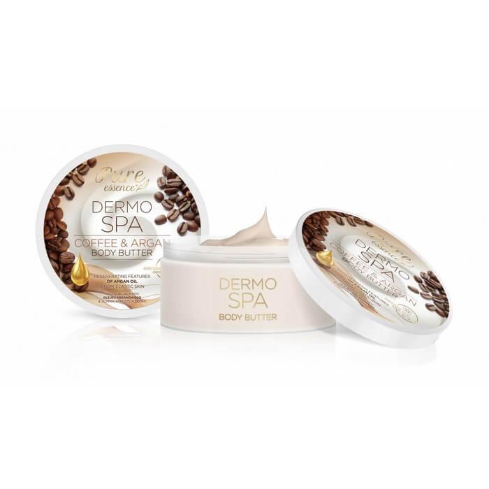 Afbeelding van REVERS® Pure Essence Body Butter Coffee & Argan 200ml.