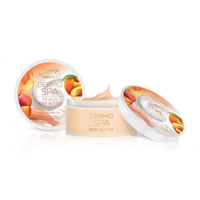 Afbeelding van REVERS® Pure Essence Body Butter Peach 200ml.