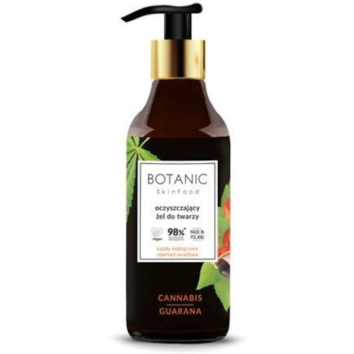 Afbeelding van Botanic Skinfood Moisturizing Gel For All Skin Types, Including Sensitive Skin 250ml.
