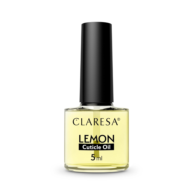 Afbeelding van Claresa Cuticle Oil - Nagelriem Olie Lemon 5ml.