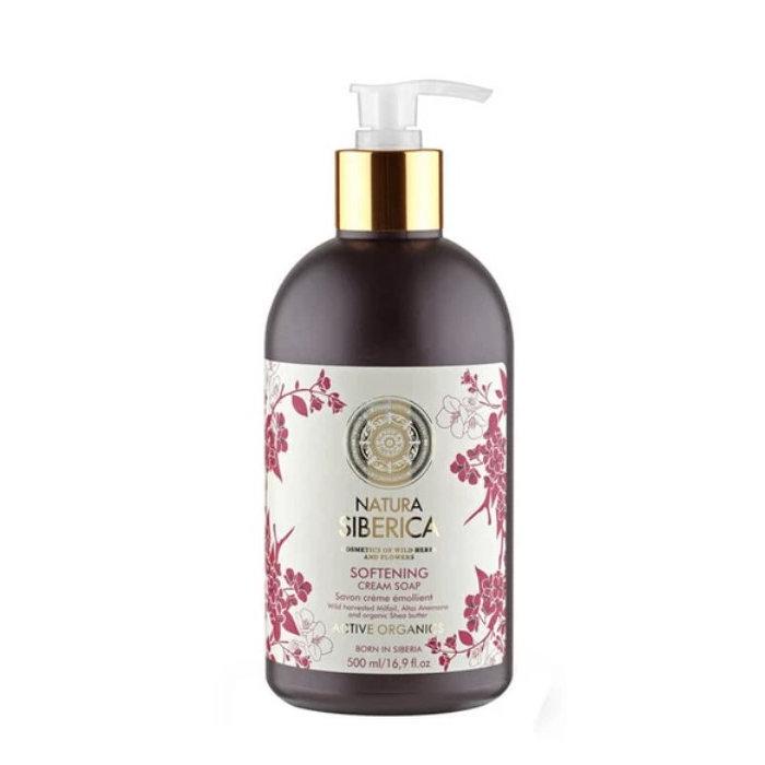 Afbeelding van Natura Siberica Softening Cream Soap 500ml.